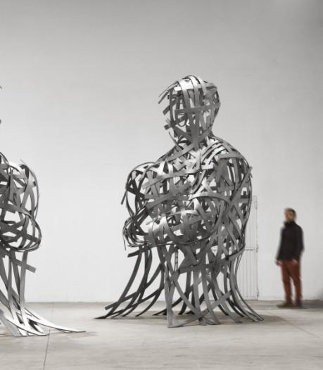 Beelden van kunstenaar Jaume Plensa verrijzen mogelijk op Hofvijver