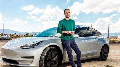 Deze hacker maakt 'persoonlijke beveiliger' van zijn Tesla Model 3