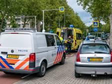 Vrouw op scootmobiel gewond na aanrijding op oversteekplaats in Oosterhout