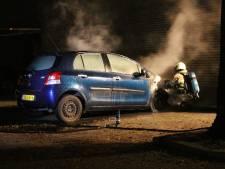 Twee autobranden in Nieuwegein
