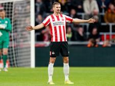 Schwaab na tweede basisplek voor PSV: 'Blijven vechten en hard trainen, dan komt de kans vanzelf'