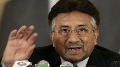 Pakistaans oud-president Musharraf ter dood veroordeeld