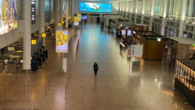 Na recordjaar nu rampjaar voor Brussels Airport: van 26,4 naar slechts 6,7 miljoen passagiers