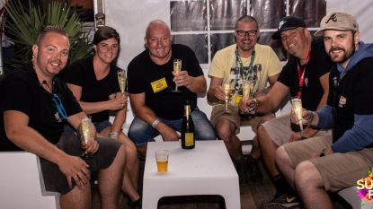 """Summerfest Aalter rouwt om grafisch ontwerper Glenn Notteboom (33): """"Een sterke kracht veel te vroeg verloren"""""""