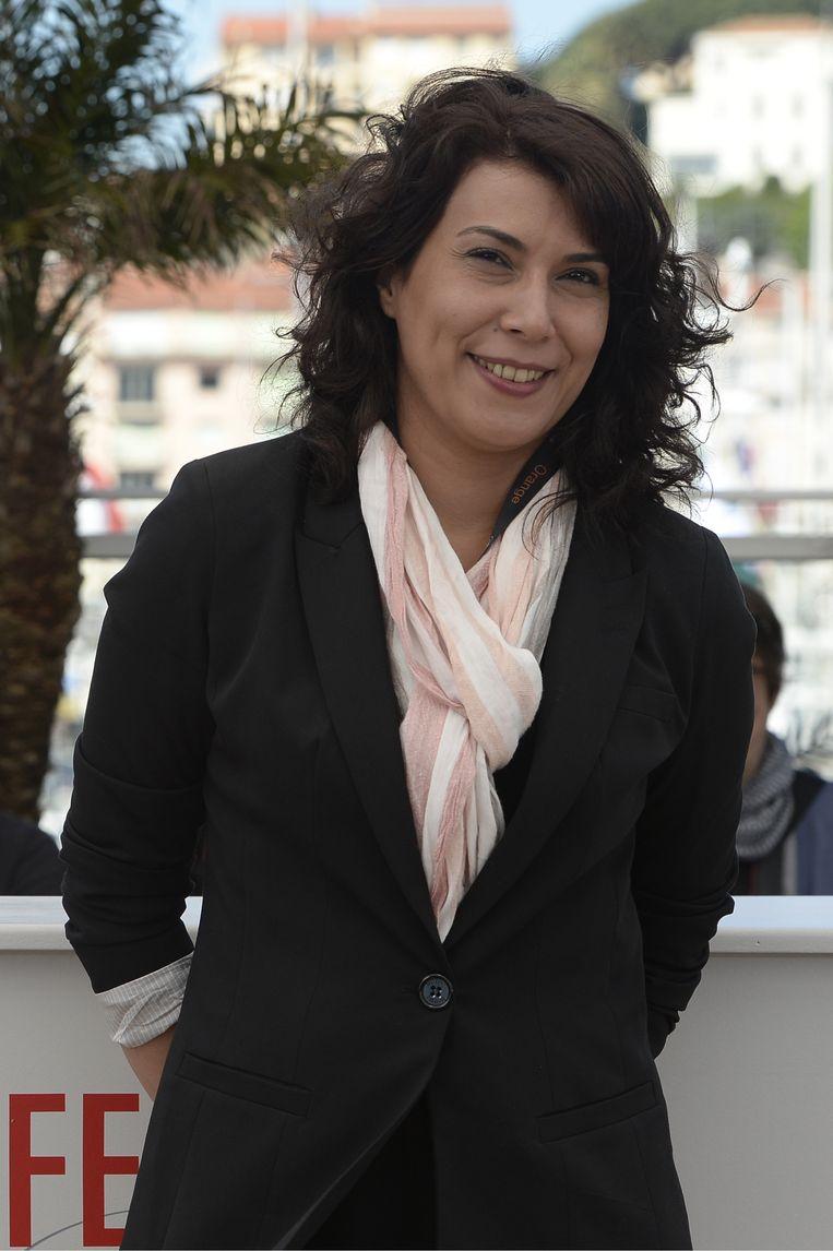 Nadia Khiari werd cartoonist toen de revolutie begon in Tunesië: 'De macht is mijn tegenstander'