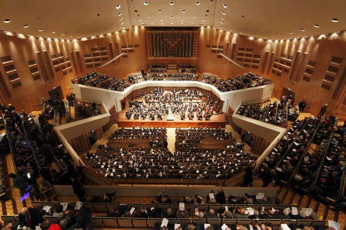 Muziekgebouw Eindhoven (archieffoto).