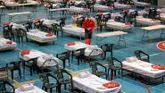 LIVE.  183 nieuwe sterfgevallen gerapporteerd in België - Grens van 1.000 doden overschreden - Spanje gaat over de kaap van 10.000 doden