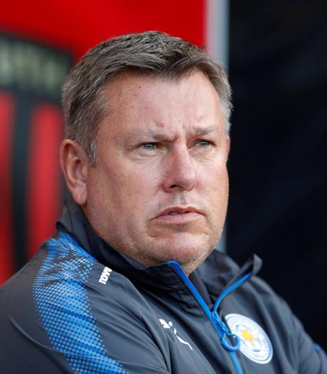 Shakespeare na vier maanden weer ontslagen bij Leicester City