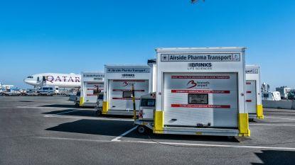 Brussels Airport wordt draaischijf voor wereldwijde verdeling coronavaccins