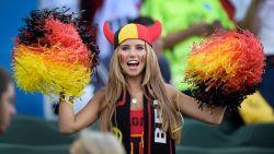 Misschien nog meer dan welke Duivel ook was zij de Belgische ster op het WK in Brazilië. Maar is ze straks ook in Rusland van de partij?