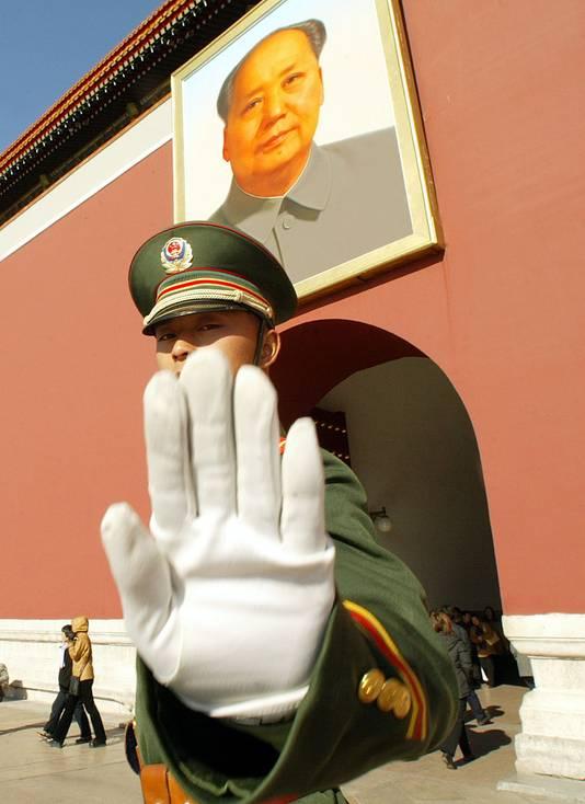 Yin loopt met zijn onconventionele benadering het risico door de Chinese autoriteiten te worden aangepakt