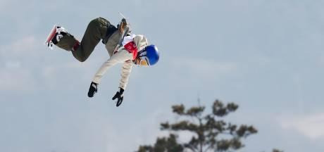 Beste seizoensprestatie van Cheryl Maas op slopestyle