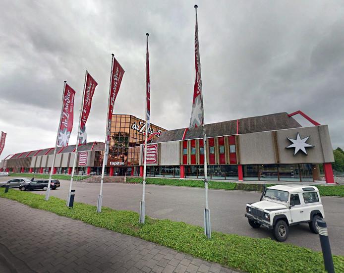 De inmiddels gesloten vestiging van de Zuiderster in Capelle aan den IJssel.