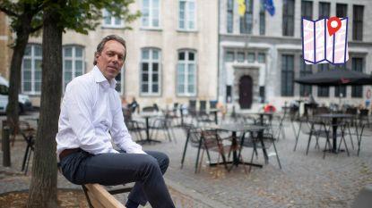 """De warmste vakantieplek van Vlaanderen, met haventopman Jacques Vandermeiren op Vrijdagmarkt: """"Hier lag het centrum van de wereld"""""""