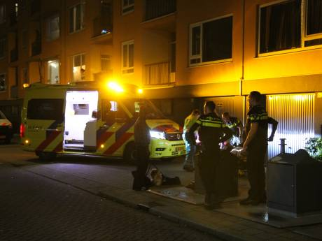 Steekpartij in IJsselmonde: een gewonde