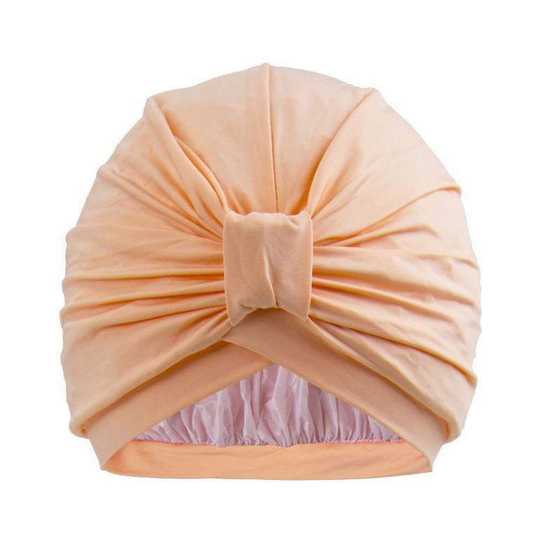 Douchemuts in tulbandvorm, € 19,95 van Styledry via Douglas.nl Beeld null