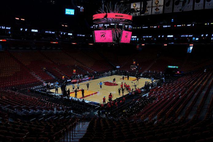 Reprise ou pas? La NBA ne devrait pas se décider avant le mois de juin.