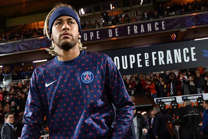 Neymar veut retourner au Barça