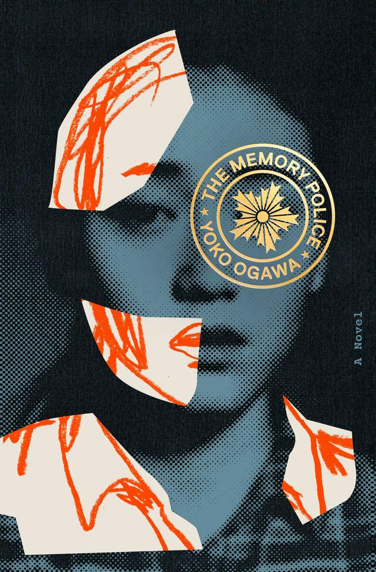 Nog een winnaar van 50 Books 50 Covers 2019: de omslag van Tyler Comrie voor Yoko Ogawa's The Memory Police. Beeld Pantheon