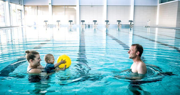 Diksmuide verwelkomde al ruim 17.000 zwemmers in zijn nieuwe familiebad