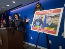 Canadese politie opent klopjacht op vermiste, van drievoudige moord verdachte tieners