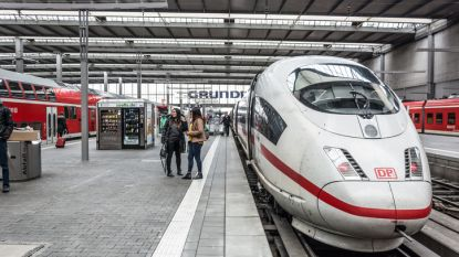 Duitse hogesnelheidstrein geëvacueerd voor verdachte koffer