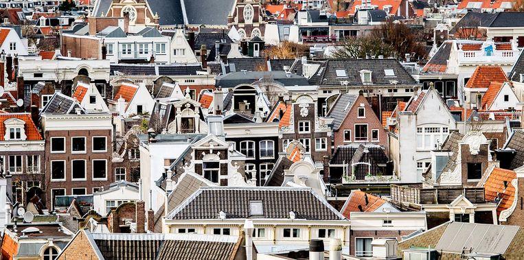 Amsterdam. Beeld anp
