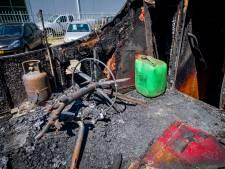 22-jarige Maaslander verdacht van zes branden, blijft langer vast