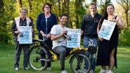 Handbikers en G-wielrenners koersen in Boonwijk