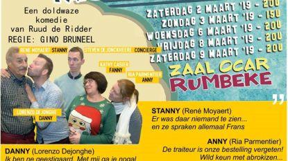 't Souffleurke brengt 'Anny, Fanny, Danny & Stanny'