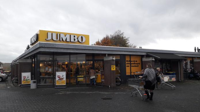 De Jumbo is zaterdag gewoon open gegaan.  Foto DG