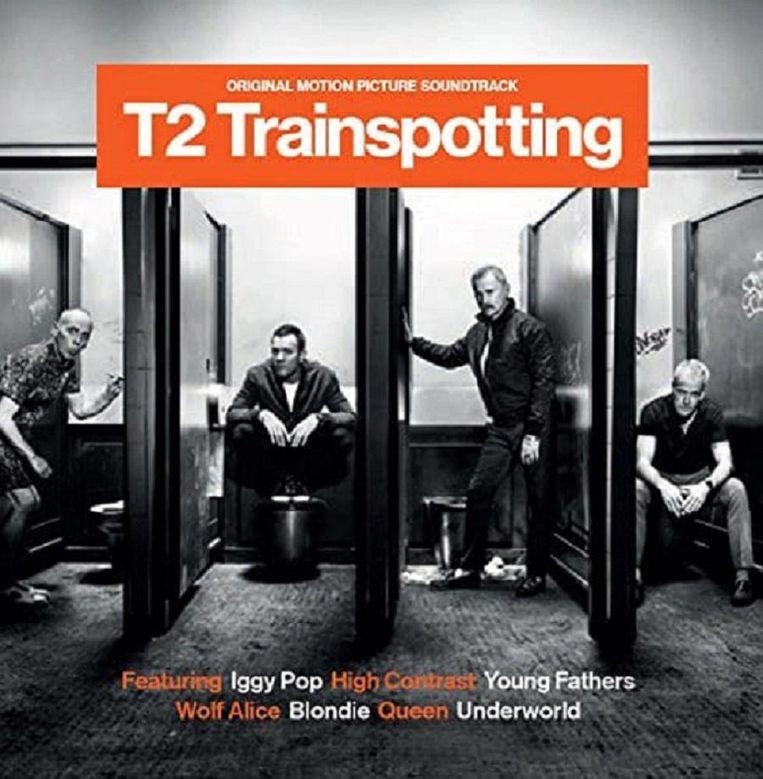 T2 Trainspotting filmposter Beeld
