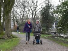 'Westdampark wordt een gezellig keuvelpark'