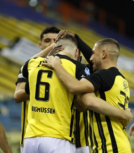 Vitesse verlost van het juk van PSV