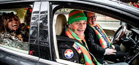 Carnaval door de ogen van een Tilburgse taxichauffeur: 'Hoe ik weet waar jij woont? Joh, ik zet je er iedere week af'