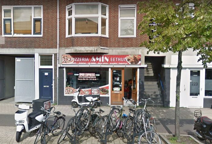 De gemeente Utrecht wil dat Amin Express aan de Amsterdamsestraatweg stopt met de bezorging van maaltijden na sluitingstijd.