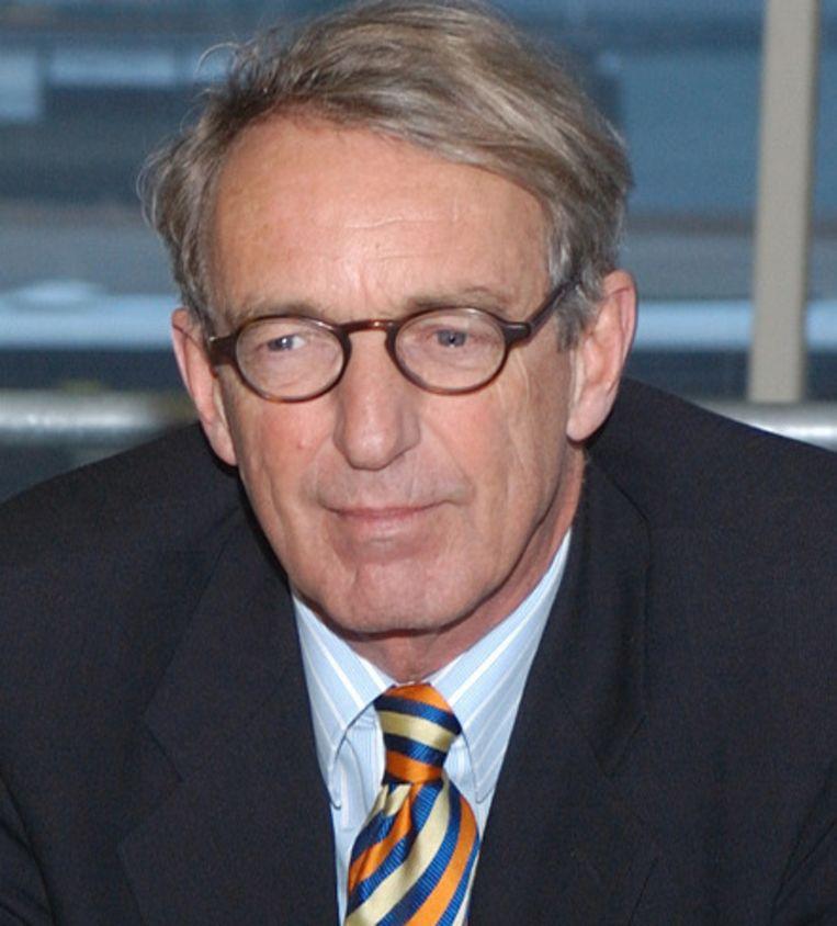 Boudewijn J. van Eenennaam is voormalig ambassadeur in Washington. Beeld RV