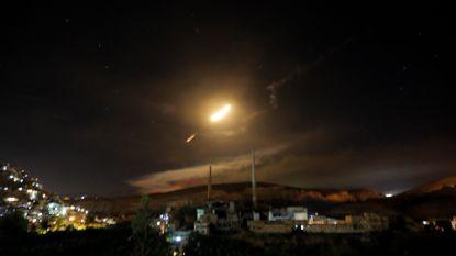 """""""Israël voert raketaanvallen uit op Damascus"""""""