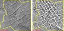 Voorbeeld van een celtic field, een akkersysteem van 2500 jaar oud.