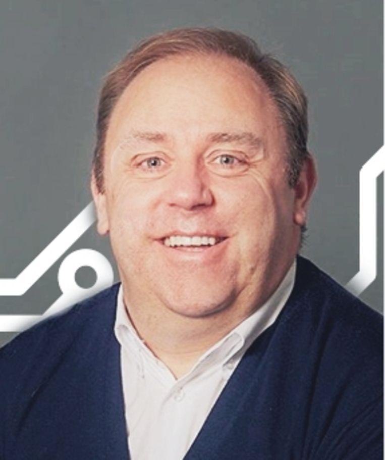 Jeroen Franssen (Agoria): 'Er zullen véél mensen nodig zijn om de technologieën uit te denken die ons leven aangenamer maken.' Beeld