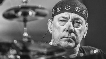 """Rush-icoon NeilPeart overleden, """"een van grootste drummers uit popgeschiedenis"""""""