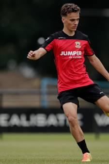 Van Hoeven wil bij GA Eagles zijn definitieve doorbraak beleven: 'Sparta kan me eerder terughalen'