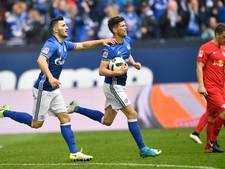 Huntelaar helpt Schalke aan punt tegen RB Leipzig