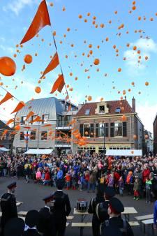 Ballonnen met Koningsdag onder vuur, organisatoren bang voor protesten