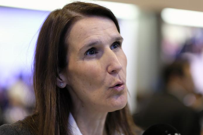 Sophie Wilmès, Première ministre.