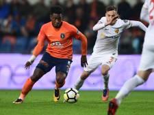 Basaksehir loopt in op Galatasaray