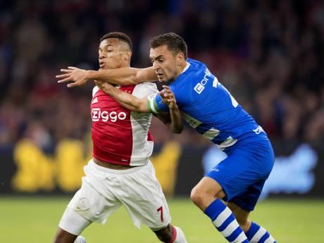 PEC Zwolle overweegt juridische stappen tegen verplaatsing duel met Ajax, ook PSV furieus