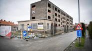 Renovatie sociaal appartementgebouw stopgezet wegens stabiliteitsproblemen