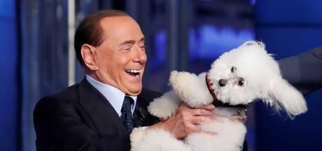 Berlusconi is terug! En vastberaden zijn partij aan de overwinning te helpen