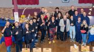 Leeuwse Rotary Club en Brothers of Solidarity organiseren eetfestijn om daklozen te helpen